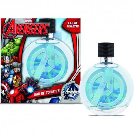 Avengers Eau de toilette fraîche pour enfant 75ml