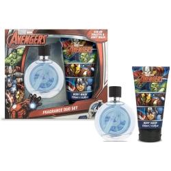 Avengers Coffret enfant avec eau de toilette 75ml - 2pcs