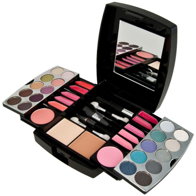 palette de maquillage compacte 39pcs. Black Bedroom Furniture Sets. Home Design Ideas