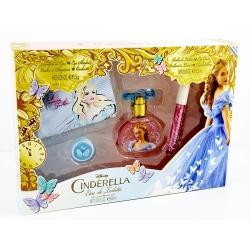 Disney Princesses Coffret enfant avec eau de toilette - 4pcs